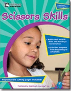 SCISSORS SKILLS BOOKS - EARLY CHILDHOOD ACTIVITY BOOK - ( GRADES PRE-K TO KINDEGARDEN )