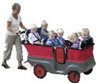 Turtle Kiddy Bus - Basic 6 Person