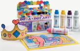 "Do - A- Dot Art DotArt Marker (5-Pk) ""Shimmer"" [Washable]"