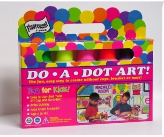 "Do - A- Dot Art DotArtMarker (5-pk) ""Fluorescent"""
