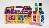 "Do - A- Dot Art ""MINI"" DotArt Marker (6-Pk) ""Jewel Tone"" [Washable]"