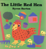 THE LITTLE RED HEN ( BIG BOOK )