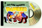 ALL-TIME FAVORITE DANCES ( CD )