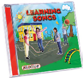 LEARNING SONGS CD