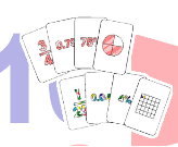 PARTS OF A WHOLE PLAYING CARDS