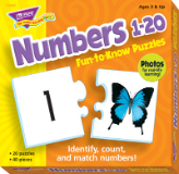 Fun-to-Know Puzzles - Numbers