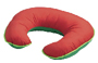 SMALL HORSESHOE CUSHION