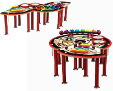 Musical Activity Tables