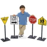 Play Traffic Equipment