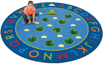 Educational Carpets - Round