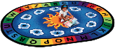 Educational Carpets by Shape