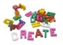 Alphabet Building Blocks (60pc/Set)