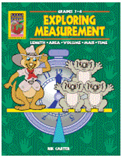 EXPLORING MEASUREMENT ( GRADE 3-4 )