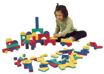 Building Blocks (40Pc/Set)