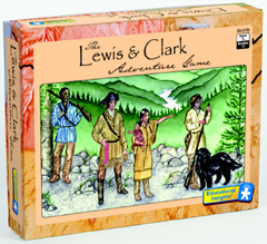 Lewis & Clark Adventure Game