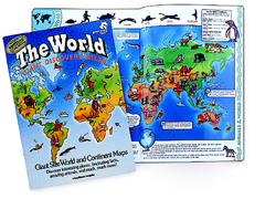 DISCOVERY ATLAS THE WORLD