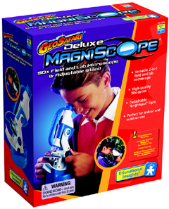 Deluxe Magniscope Activity Set