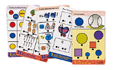 Educational Hot Dots Cards