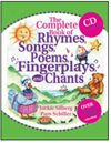 Puppet Play-Finger Play Books & CD's