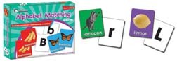 Alphabet Matching Game Games - Early Childhood