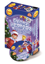 EASY PC KEYBOARD SOFTWARE  -  CHRISTMAS IN COMFYLAND