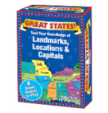 Geography Card Games