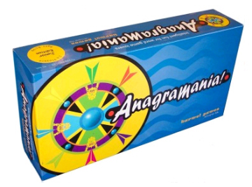 Anagramania Junior Edition