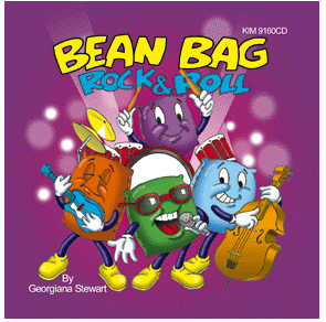 Bean Bag Rock & Roll ( CD )