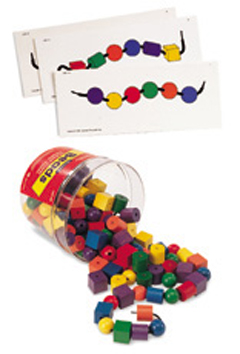 Beads And Pattern Cards