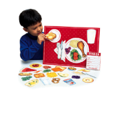 Educational Food Play & Charts