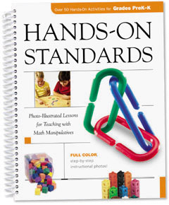 HANDS ON STANDARDS ( PREK - K ) (SKU: LER0850)