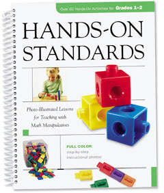 HANDS ON STANDARDS ( GRADES 1-2 ) (SKU: LER0851)
