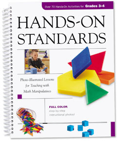HANDS ON STANDARDS ( GRADES 3-4 ) (SKU: LER0852)