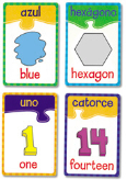 Educational Color Cards