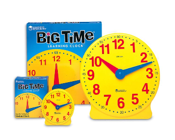 Big Time Clock Student (12 Hr)