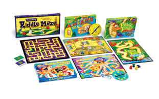 Language Game Kit (Grades 1 And Up)