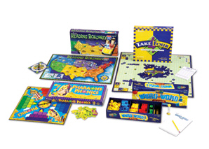 Language Game Kit (Grades 2 And Up)