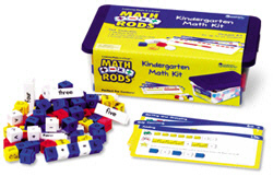 KINDERGARTEN MATH KIT