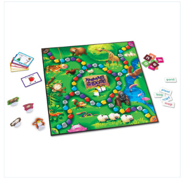 Animals On The Loose A Beginning Phonics Game