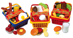 Breakfast Lunch Dinner Food Sets (35pc/Set)