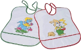 Infant & Toddler Bibs