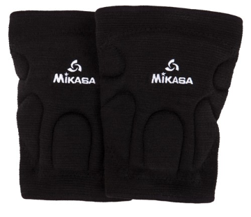 Mikasa Championship Knee Pads (Youth) - Black