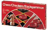 Checkers Game - Chess Board Game
