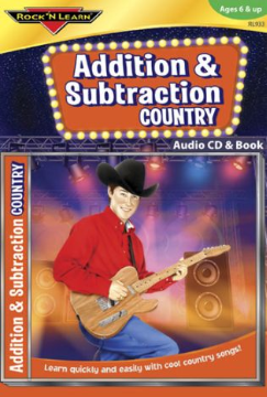 ADDITION & SUBTRACTION AUDIO CD + BOOK