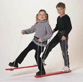 2-Person Summer Skis