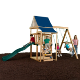Swing-n-Slide Wooden Swing Set Products