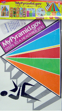Mypyramid.Gov Bulletin Board Set
