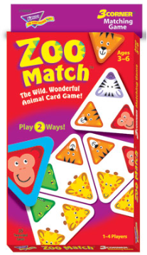3-Corner Matching Games - Zoo Match