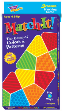 3-Corner Matching Games - Match-It