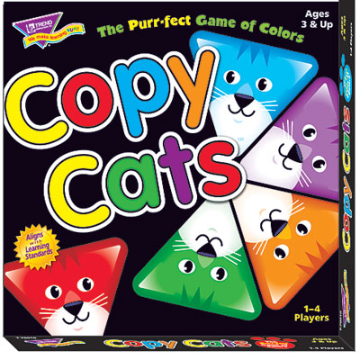 Learning Games Copy Cats